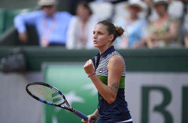 TOP TENNIS: WTA RANKING LIVE +RACE AFTER QF RG17