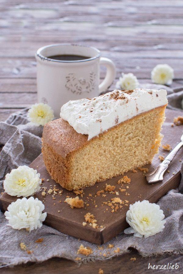 Irish Cream Kuchen Mit Beschwipstem Topping Werbung Kuchen