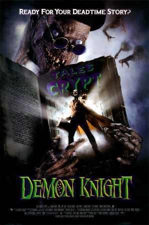 """""""Demon Knight""""  1995  Directed by: Ernest R.Dickenson Comedy / Horror / Thriller / Horror Comedy / Creature Film / Supernatural Horror"""