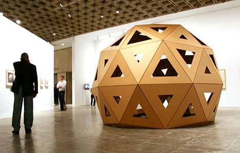 """""""I seem to be a verb,"""" Buckminster Fuller famously said"""