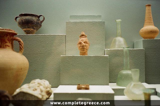 Archaeological Museum of Argostoli - Argostoli - Kefalonia - #Greece