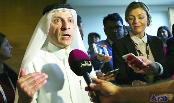 The real news from Qatar Airways: The war against 'wicked swindlers and bullies'