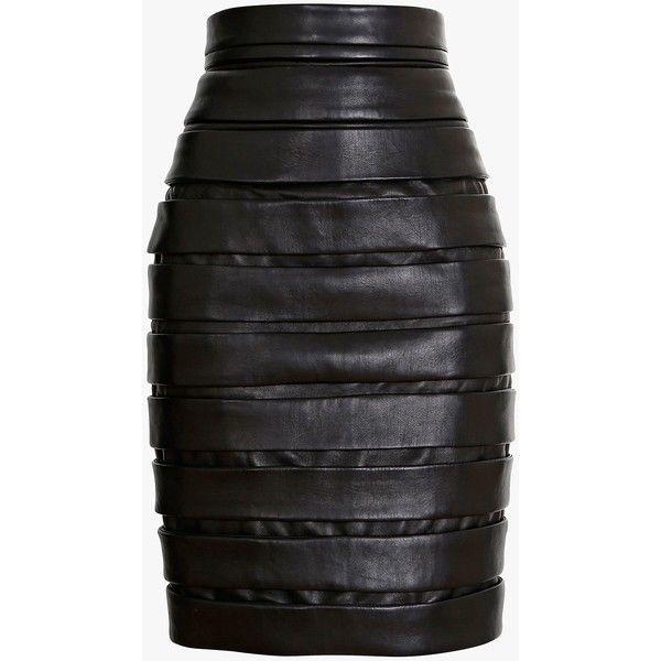 Best 25  Black high waisted skirt ideas only on Pinterest   High ...