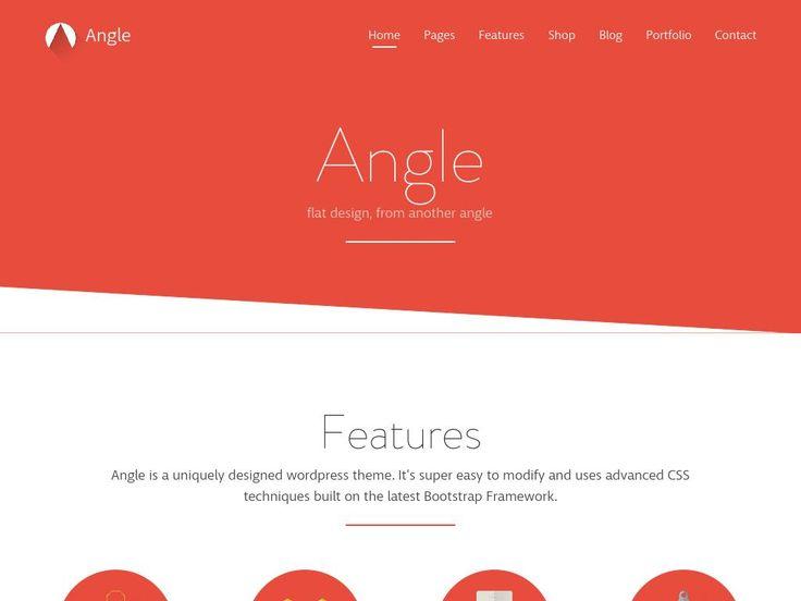 Angle - WordPress
