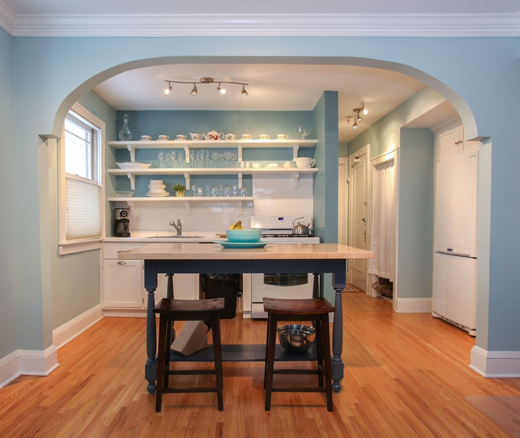 I Like The Concept Of Having The Living Room Dining Room: 18 Best Images About Removing Wall That Separates Kitchen