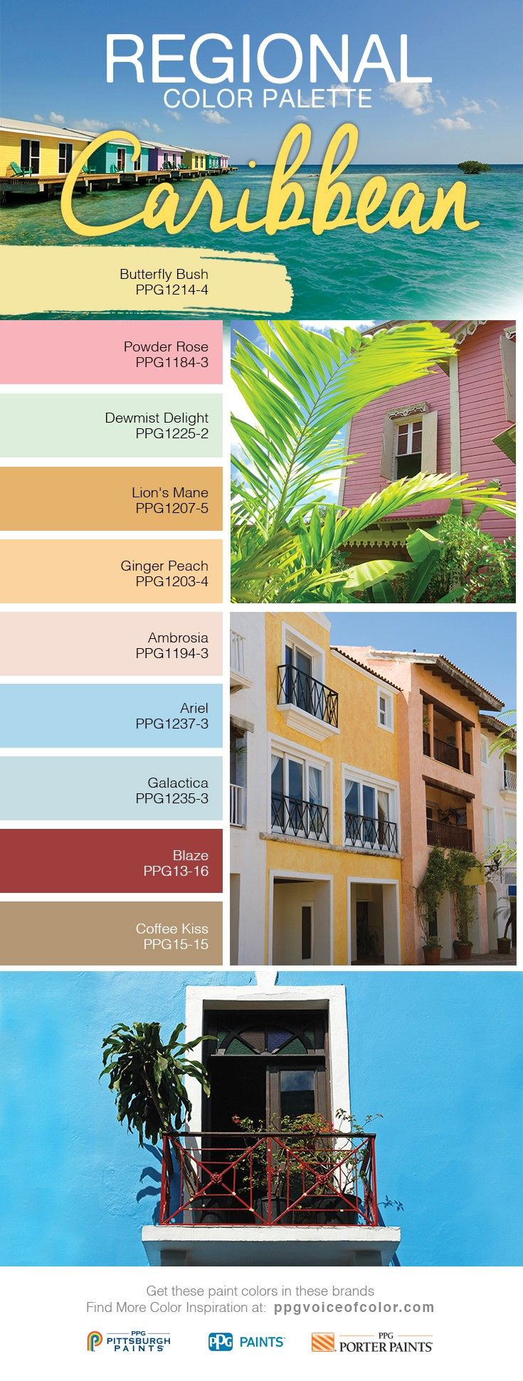 Tropical House Colors Exterior Attractive Home Design
