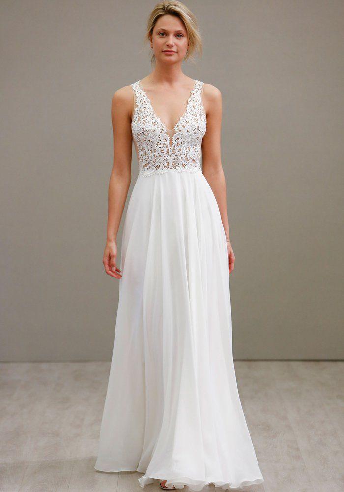 Robe de mariée empire Tara Keely