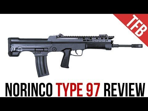 TFBTV: Canada-Unrestricted Chinese Norinco Type 97 Bullpup