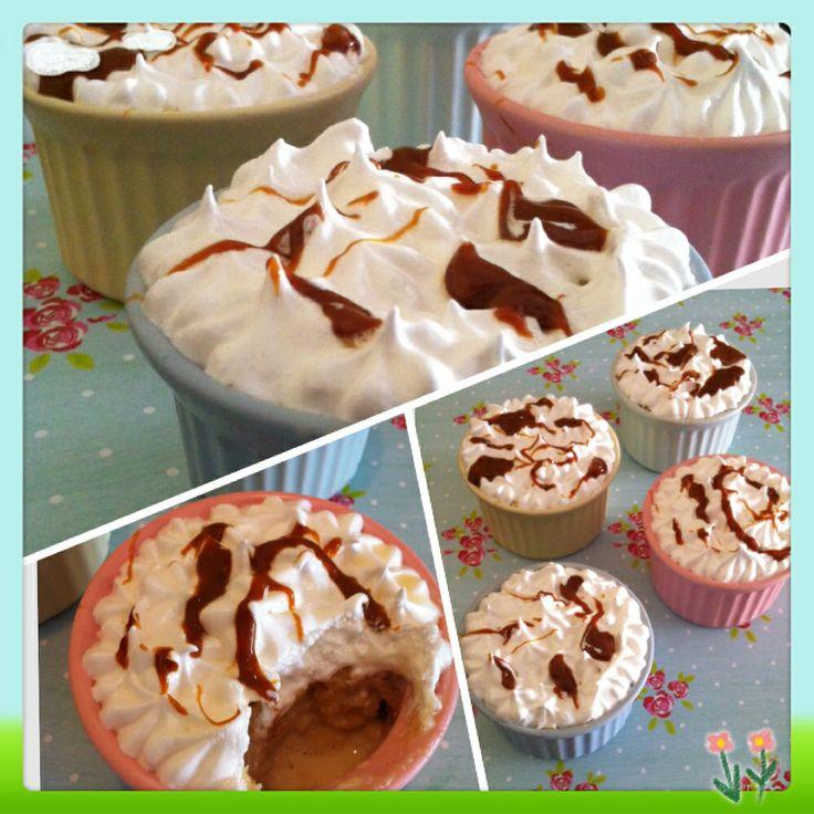 Mini tartas 3 leches!!!! Deliciosas....