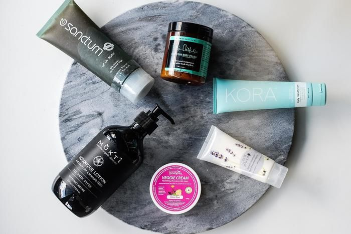 The Luxe vs Less of Natural Body Care