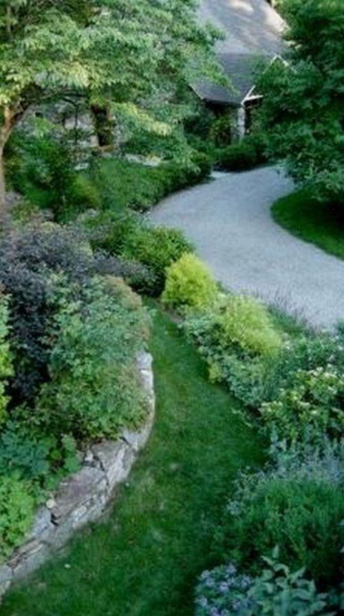 Pathways In Gardens 17+ best images about garden pathway on pinterest | gardens