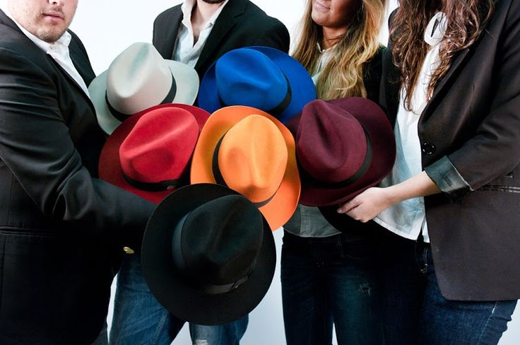 AS MANY AS COLORS AS YOU CAN IMAGINE! CHOOSE YOUR FAVORITE PANIZZA HAT!   The new Fall / Winter Collection of Panizza 1879 Hats is available NOW at http://finaest.com/designers/panizza-1879