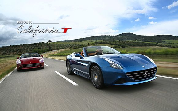 The new Ferrari California T: videos, images, details and technical characteristics of the latest V8 by Ferrari.