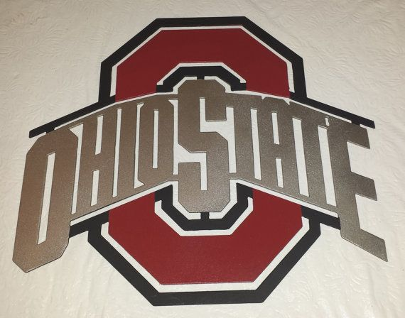 Hey, I found this really awesome Etsy listing at https://www.etsy.com/listing/248865875/ohio-state-metal-wall-art