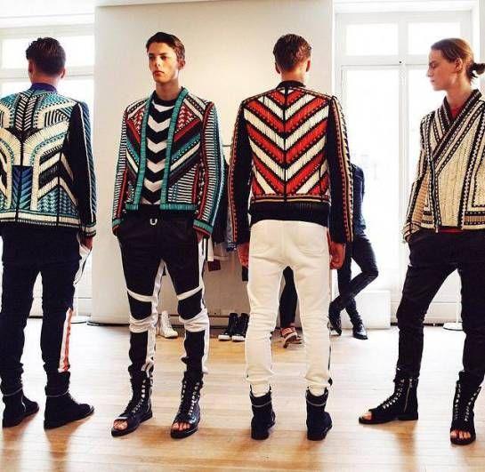 Details Paris pfw ss15 men's wear