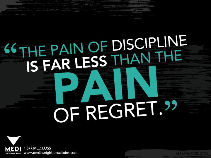 motivation and discipline Mute the motivation speech put down the self-help book the real reason why you're not getting what you want in life comes down to whether you rely on motivation or discipline to achieve.
