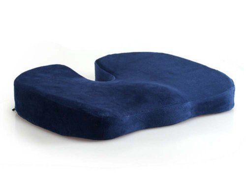 """Nuova offerta in #cucina : Love Home ortopedico Memory Foam coccige Ammortizzatore di sede di dimensioni standard 18""""  13.5""""  3""""(blu marino) a soli 25.52 EUR. Affrettati! hai tempo solo fino a 2016-12-03 23:29:00"""