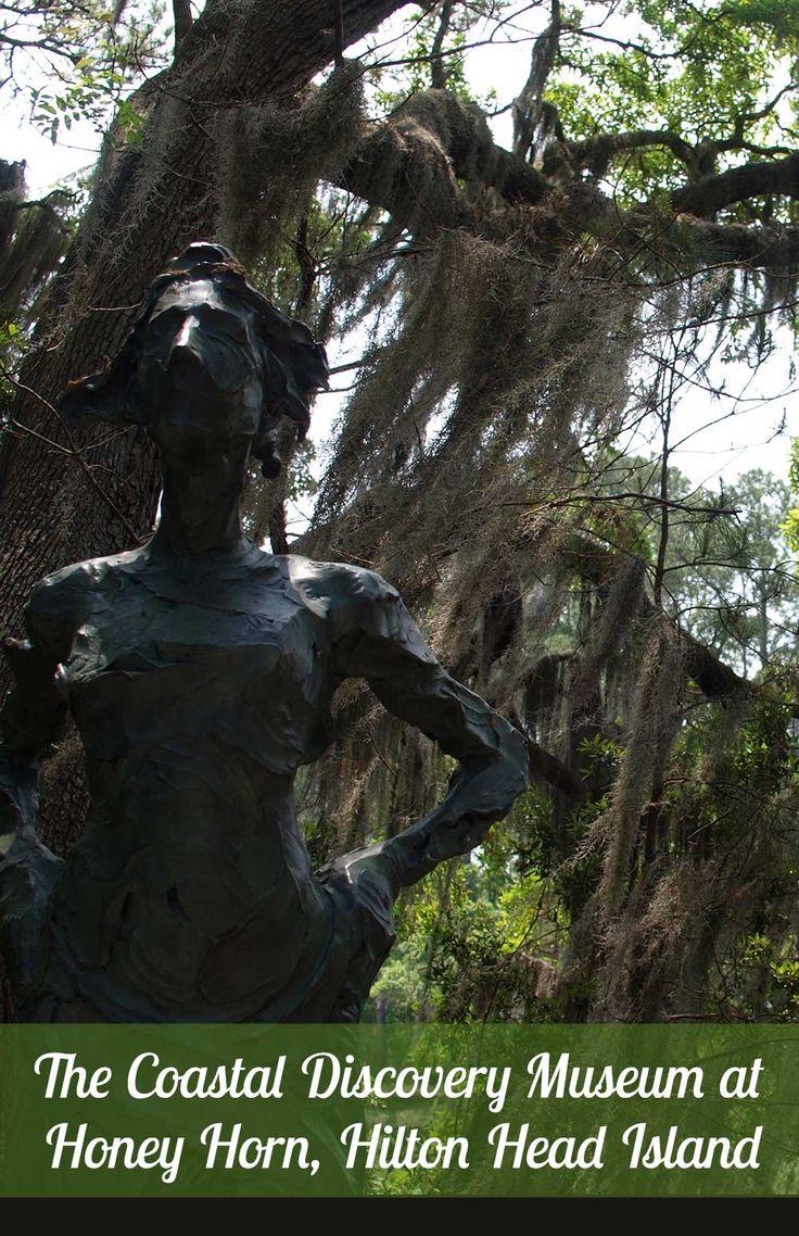 The Coastal Discovery Museum at Honey Horn, Hilton Head Island South Carolina - Free admission