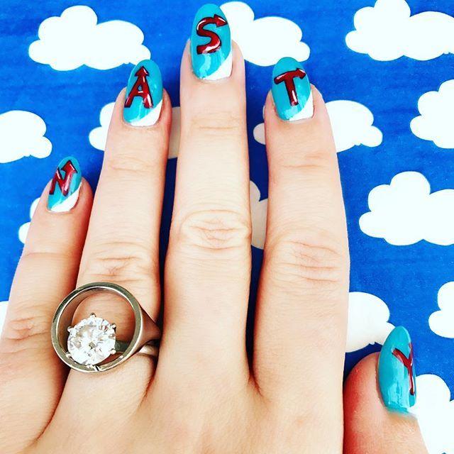 10 best Election 2016 Nail Art images on Pinterest | Nail art, Nail ...