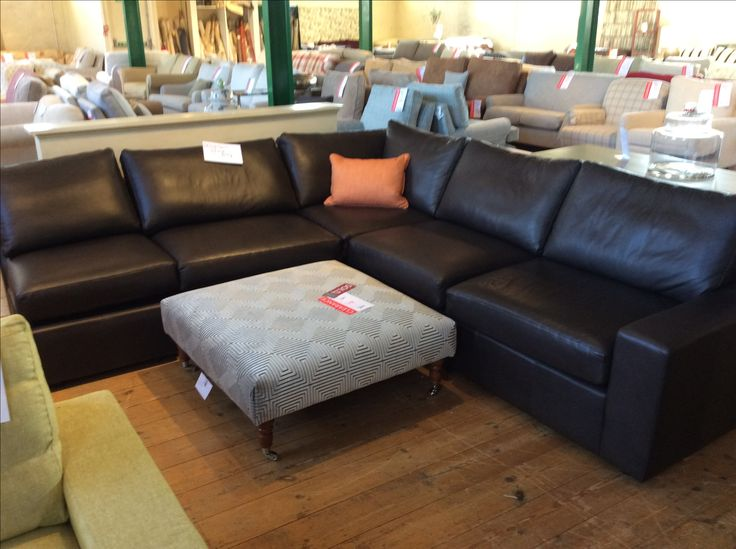 Vancouver Leather Corner Group £1,600