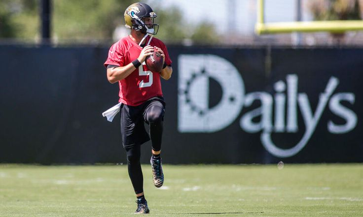 McMullen | Blake Bortles being propped up yet again = Like a lot of young quarterbacks, Jacksonville's Blake Bortles has struggled mightily with his mechanics during the first three seasons of his NFL career. So much so, many believed Tom Coughlin was.....