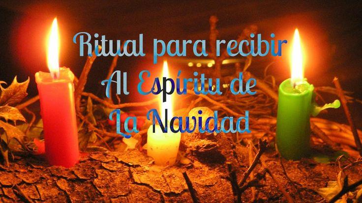 Ritual para recibir al Espíritu de la Navidad / Ritual to receive the Sp...