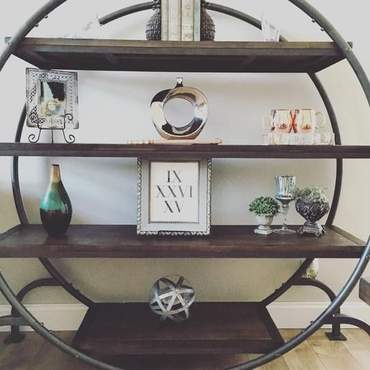 Round Bookcase | World Market