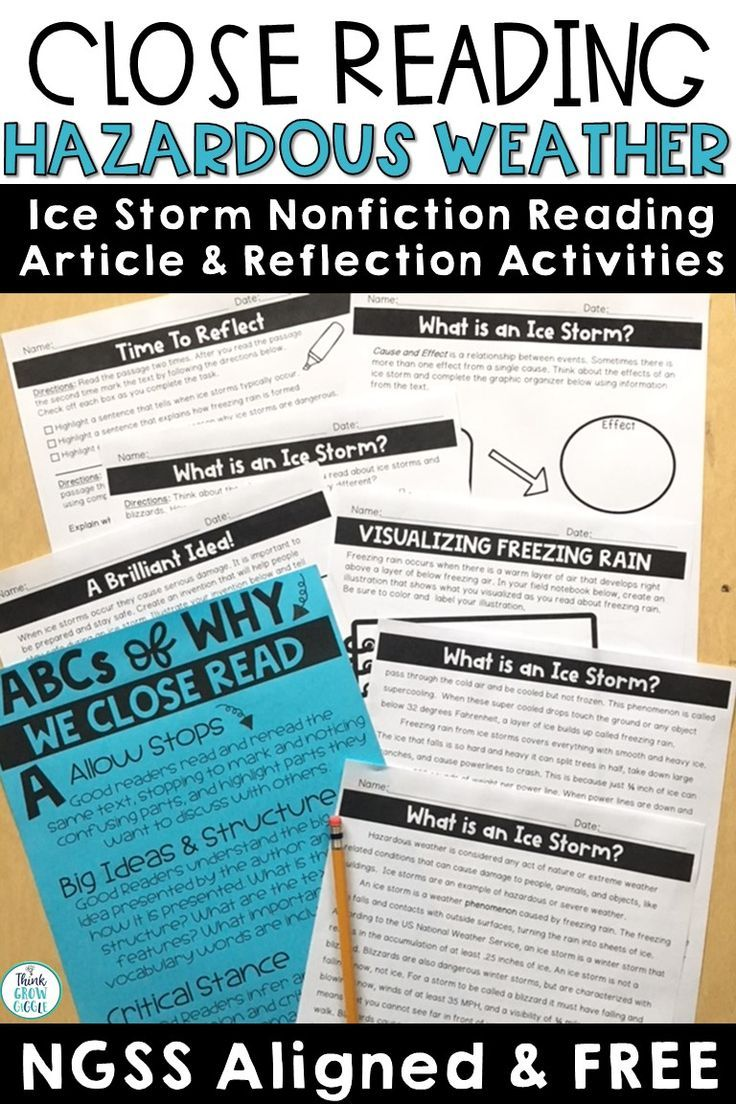 Teachers Help Your Upper Elementary Kids Practice Close Reading Strategi Science Reading Comprehension Upper Elementary Reading Reading Comprehension Passages [ 1104 x 736 Pixel ]