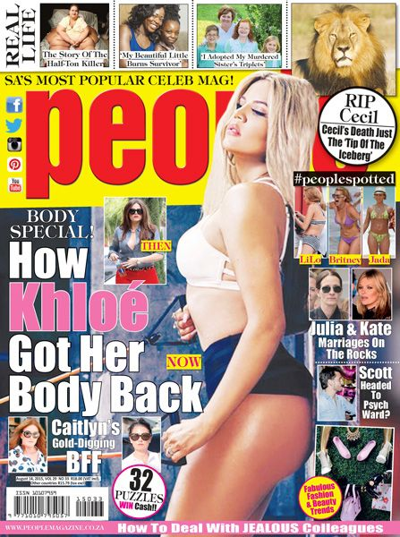 Find out how #KhloeKardashian got her #body back -> buzz.mw/b69mn_l. #BringSexyBack #SummerBodiesAreMadeInWinter