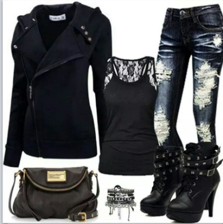 My on-coming style for 2015 #blackout
