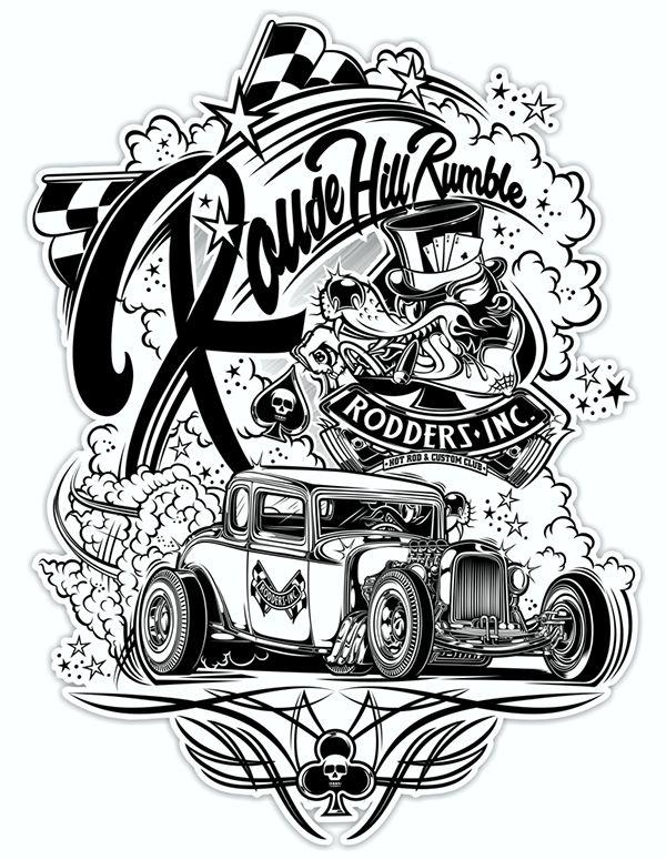 """Rodders Inc."" - AUS"