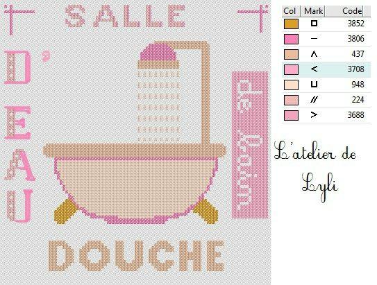 Panneau Pour Salle De Bain Imitation Carrelage : Panneau Salle De ...