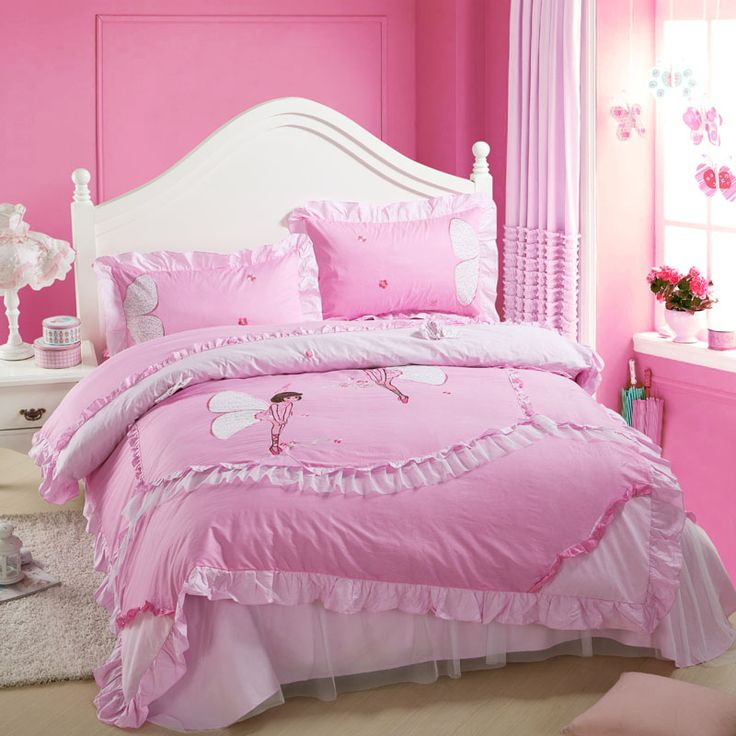 1000 images about my lil girls bedroom on pinterest ruffle bedding ballet and ballerina. Black Bedroom Furniture Sets. Home Design Ideas