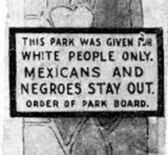 segregation and discrimination that effected black texans and mexican american in texas The center for american history at the university of texas at austin is a special collections library, archive, and museum that facilitates research and sponsors programs on the historical development of the united states.