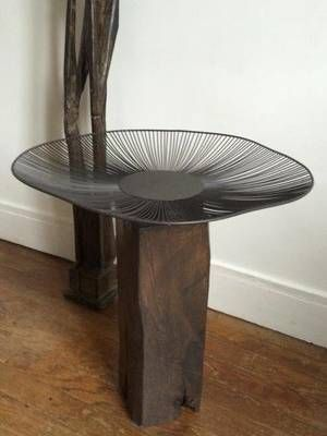 La table ethnique  - upcycling