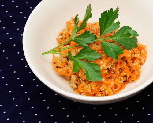 about Quinoa salads on Pinterest | Apple cider, Vegetarian quinoa ...