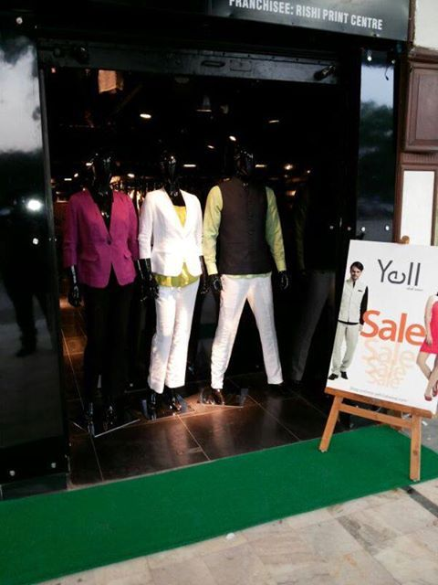 YELL now open at Sec 17,Chandigarh....Next to shoe shop Mochi