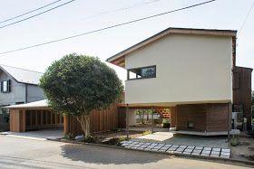 japan-architects.com: 西久保毅人/ニコ設計室による「小川さんの家」