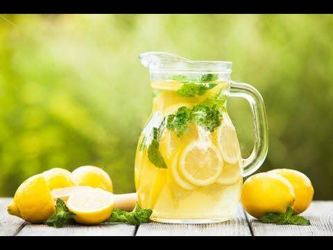Домашний ЛИМОНАД - Полезный, вкусный и простой рецепт - Easy Homemade Lemonade Recipe - YouTube