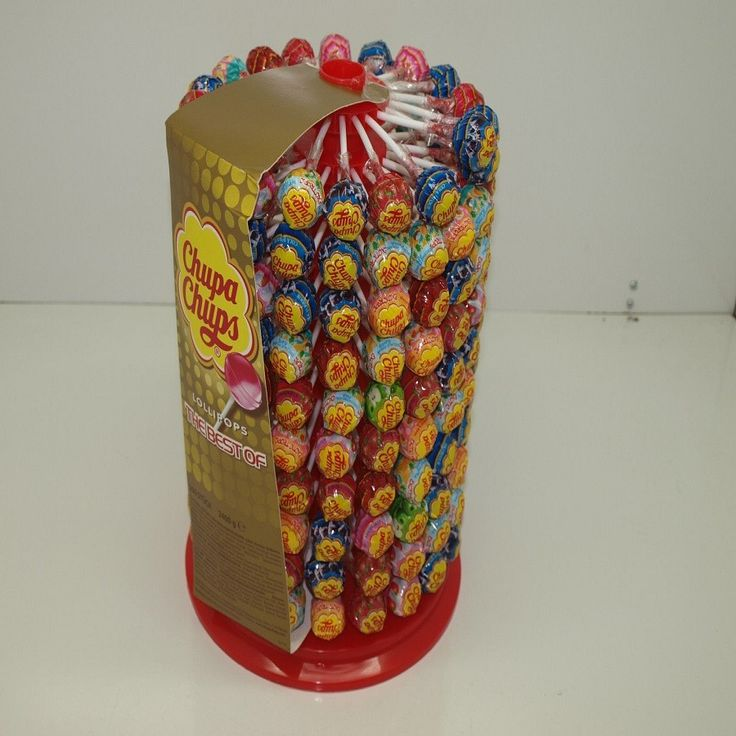 how to open a chupa chups lollipop