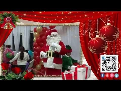 Santa Claus en Tijuana - El Patio de mi Casa