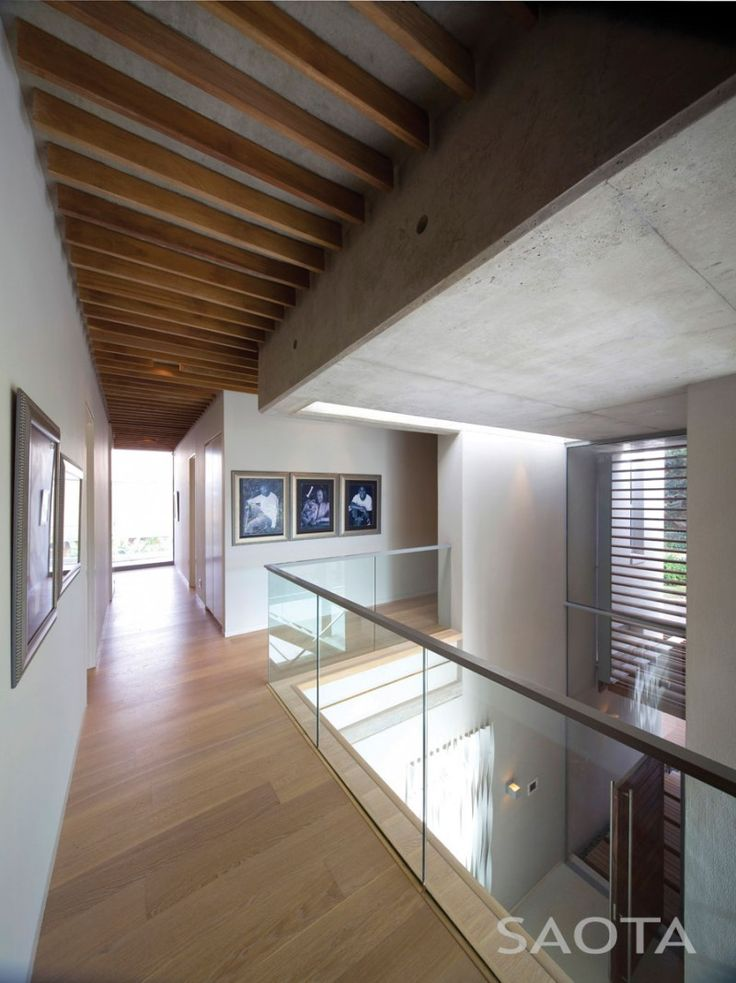 High Quality La Lucia, Durban_southafrica, 2011 By SAOTA Concrete And Wood Photo