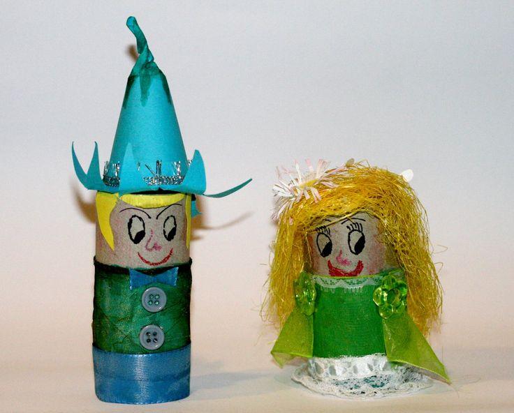 princ zvonek a princezna sedmikráska