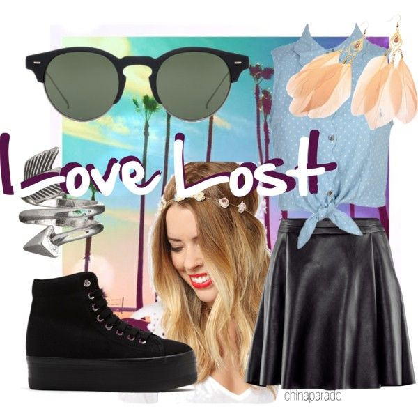"""Love Lost"" by chinaparado on Polyvore"