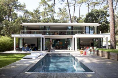 architecte laurent duplantier hossegor 40 maison pinterest architects. Black Bedroom Furniture Sets. Home Design Ideas