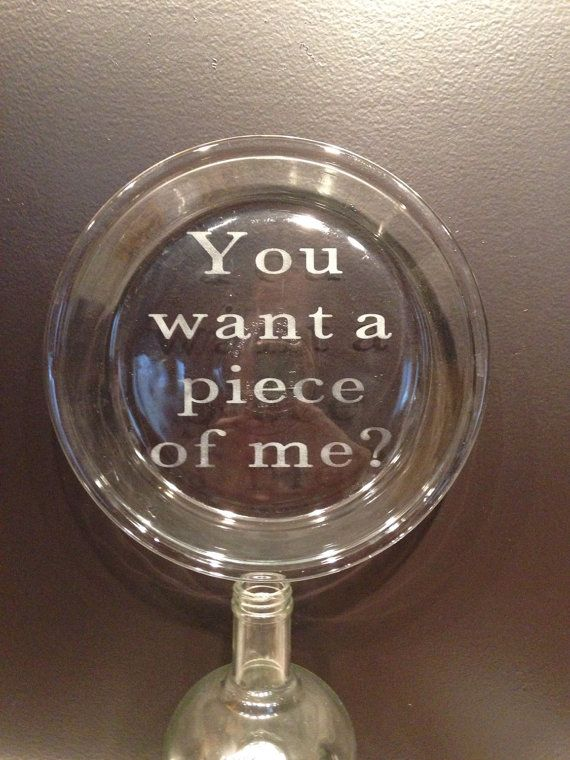 Etched pie plate by PyperleeCreations on Etsy
