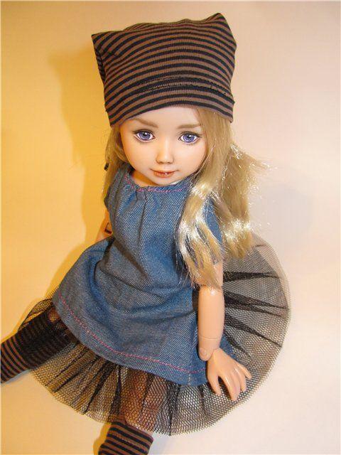 Jolina Zapf OOAK from forum.dollplanet.ru