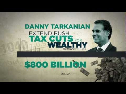 """""""How Far"""" from House Majority PAC and AFSCME opposes Danny Tarkanian, the Republican candidate for U.S. House in Nevada's 4th District. 10/11/12"""