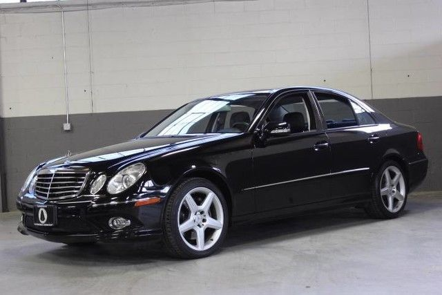 Cool Amazing 2009 Mercedes Benz E Class 4matic Sedan 4 Door 2009