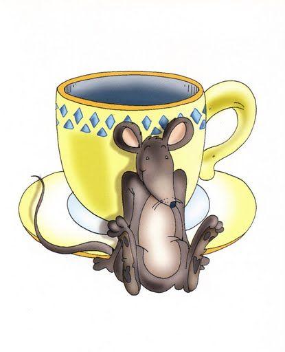 Apprendre les prépositions... Où se trouve la souris?